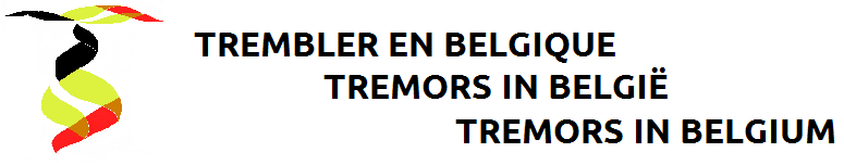Trembler en Belgique – Tremors in België – Tremors in Belgium